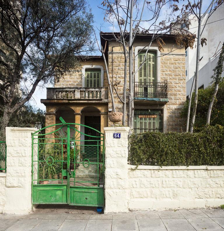 Τα κτήρια της Αθήνας