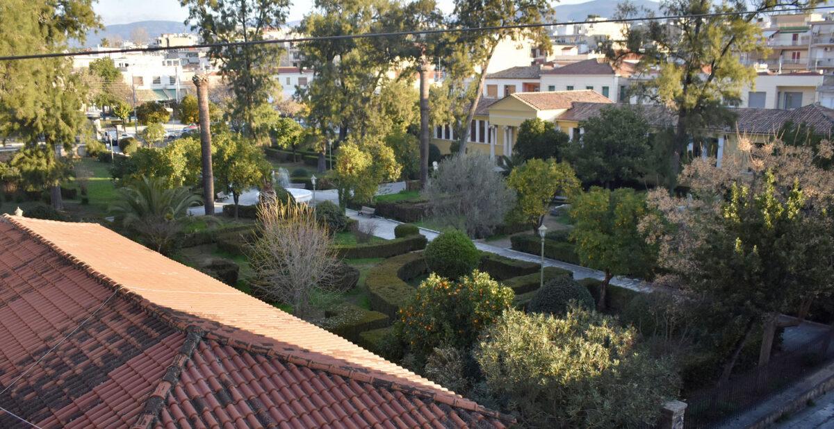 Το Αρχαιολογικό Μουσείο Σπάρτης (φωτ.: ΥΠΠΟΑ).