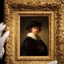 Ρεκόρ για αυτοπροσωπογραφία του Ρέμπραντ στου Sotheby's