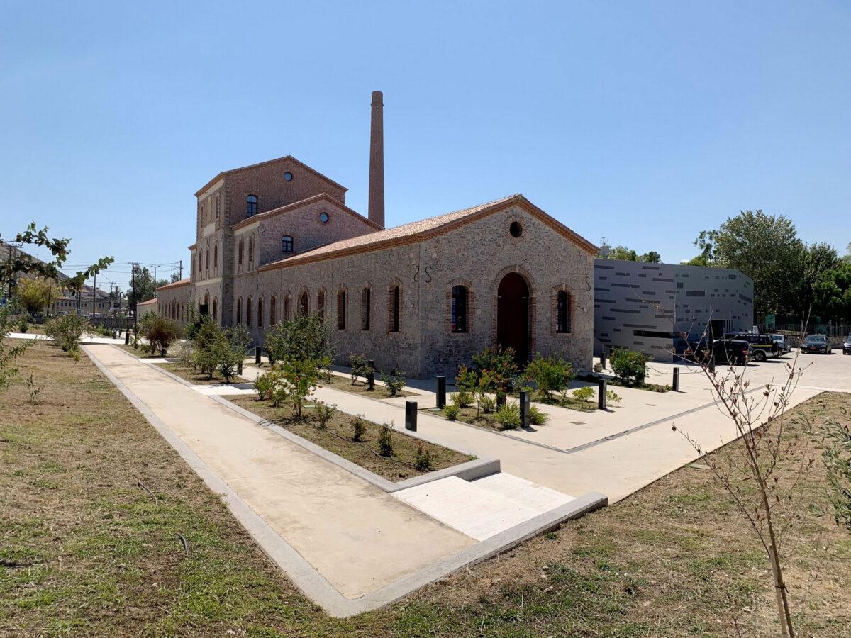 Το Νέο Αρχαιολογικό Μουσείο Χαλκίδας «Αρέθουσα» (φωτ.: ΥΠΠΟΑ).