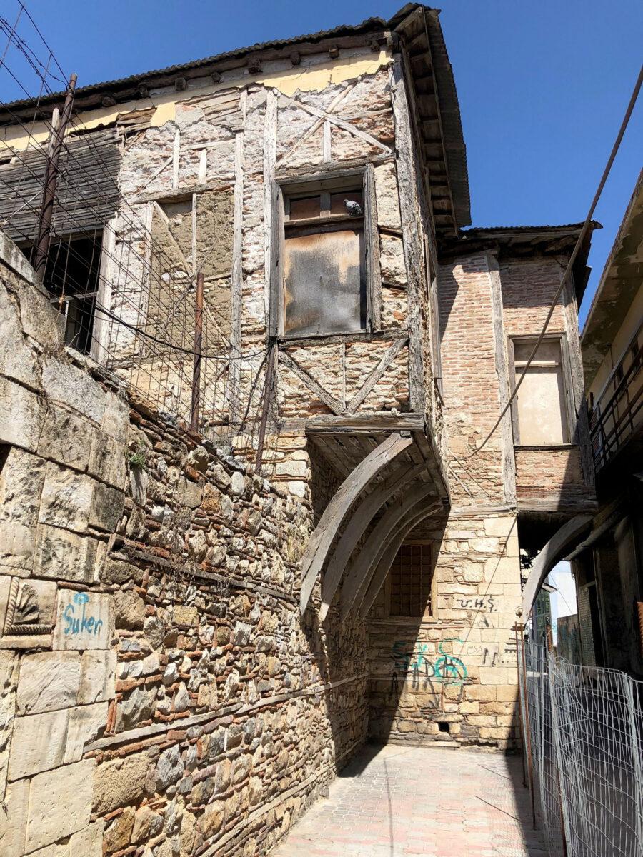 Το οθωμανικό αρχοντικό της οδού Παίδων στη Χαλκίδα (φωτ.: ΥΠΠΟΑ).