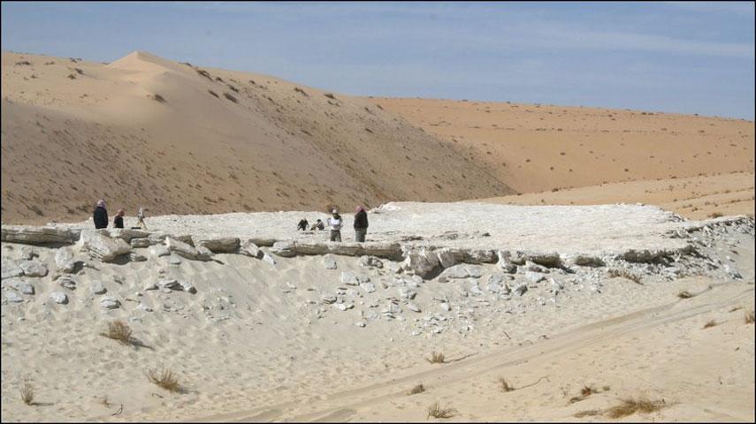 Οι αρχαιότερες στην αραβική χερσόνησο ανθρώπινες πατημασιές