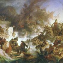 Οι αρχαίοι Έλληνες εκμεταλλεύθηκαν τις κλιματολογικές συνθήκες στη ναυμαχία της Σαλαμίνας