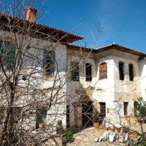 Αγιά Λάρισας: τα αρχοντικά κτίρια και το φυσικό περιβάλλον