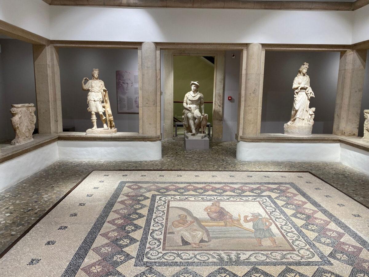 Αρχαιολογικό Μουσείο Κω (φωτ.: ΥΠΠΟΑ).