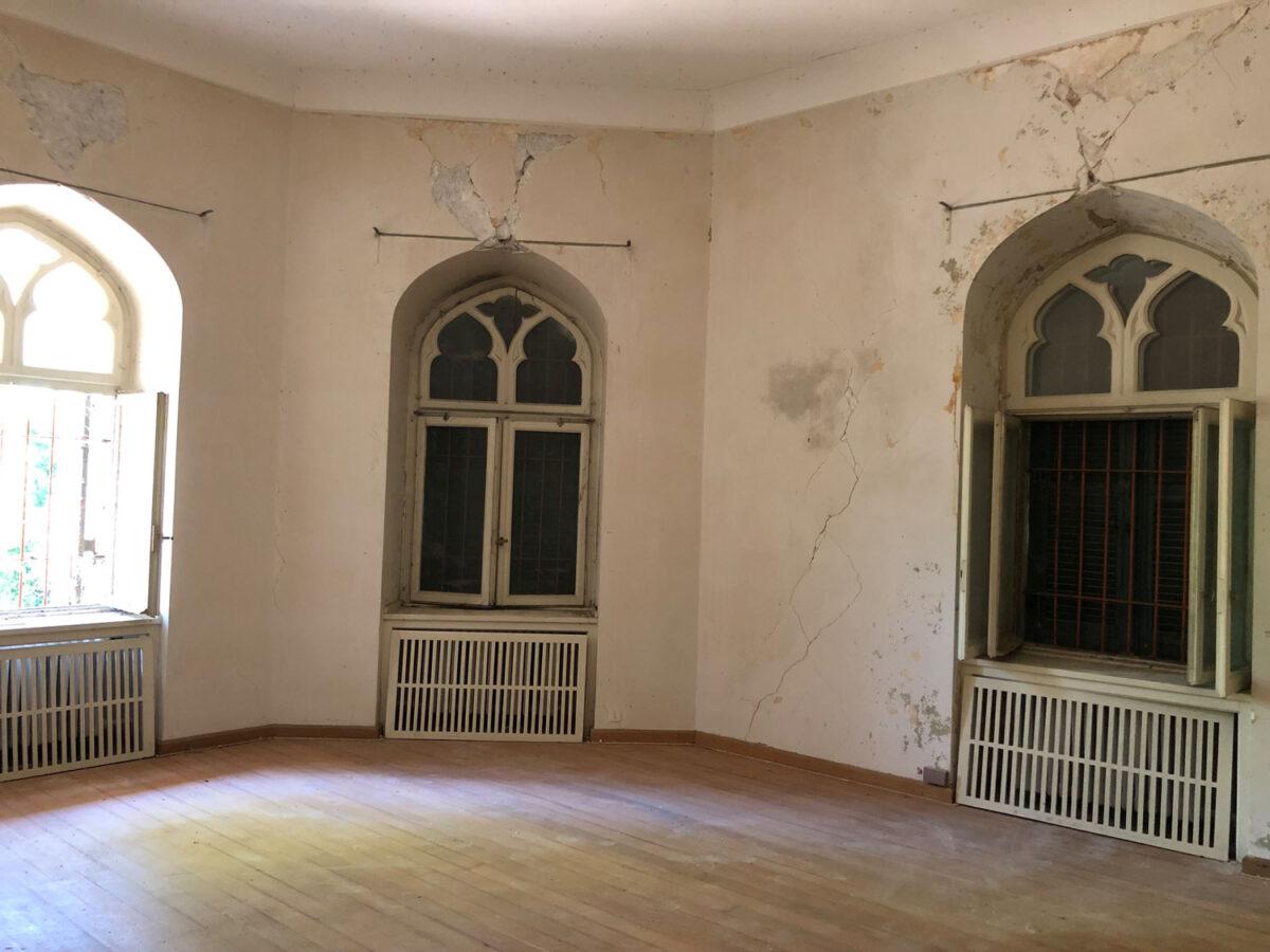 Αίθουσα στο κτήριο του Ανακτόρου (φωτ.: ΥΠΠΟΑ).