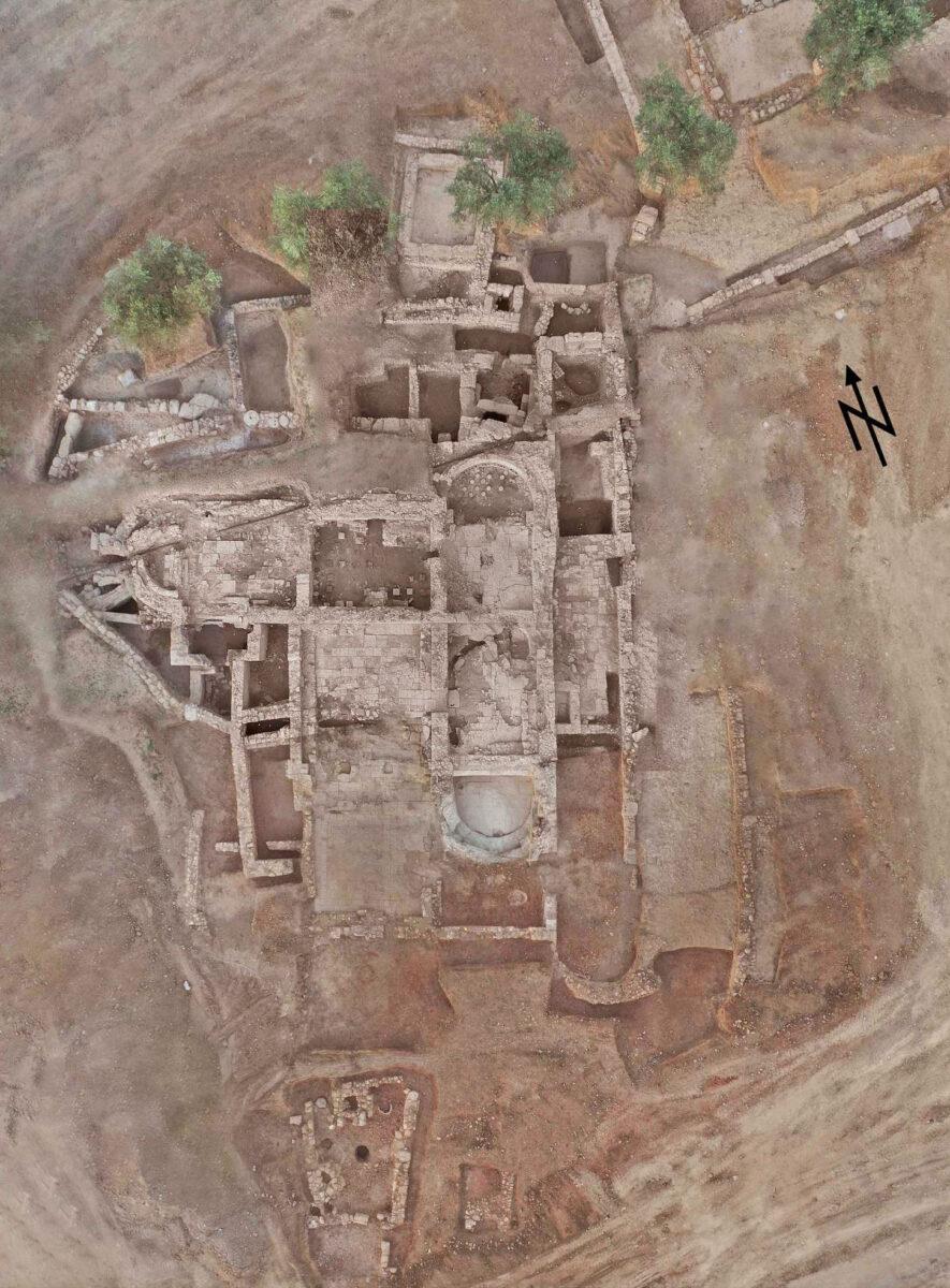 Άποψη της ανασκαφής (φωτ.: ΥΠΠΟΑ).