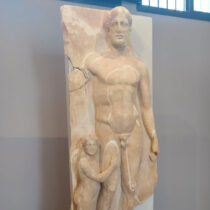 Στο Αρχαιολογικό Μουσείο Τήνου ο «αθλητής» από το Ξώμπουργκο