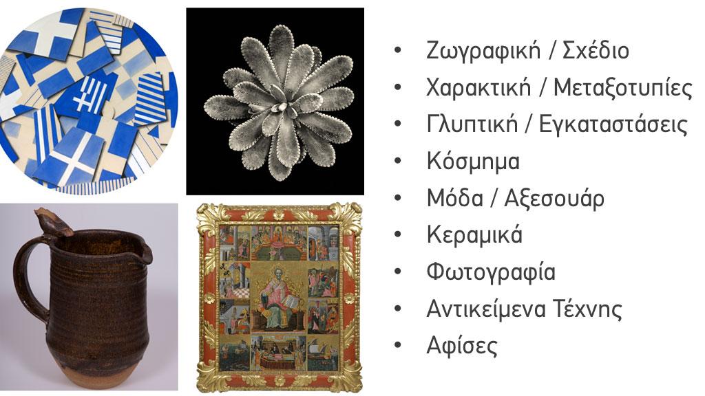 Ηλεκτρονική δημοπρασία έργων τέχνης για την ενίσχυση του Μουσείου Μπενάκη