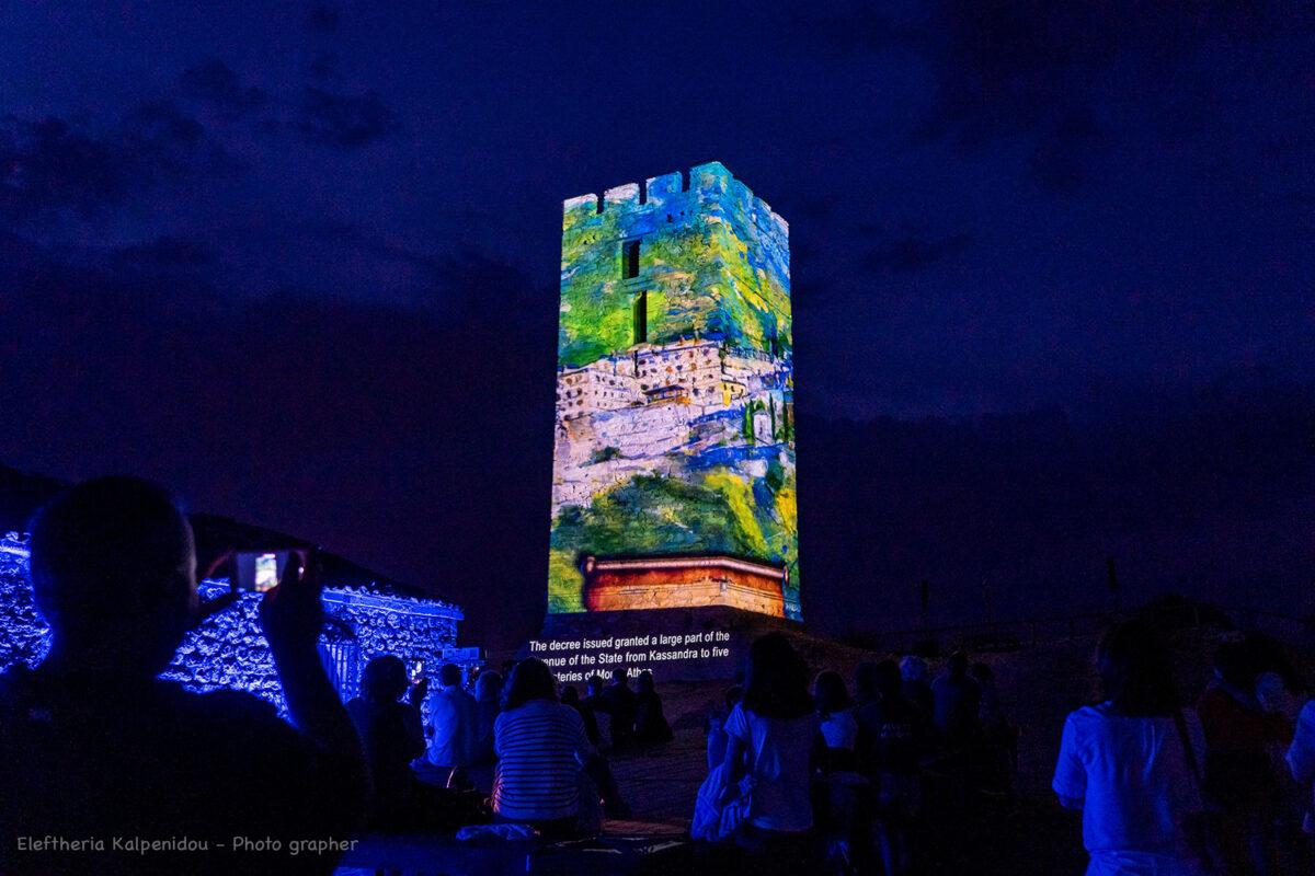 Σε διεθνή διαγωνισμό η ζωντανή ιστορία του πύργου του Αγίου Παύλου