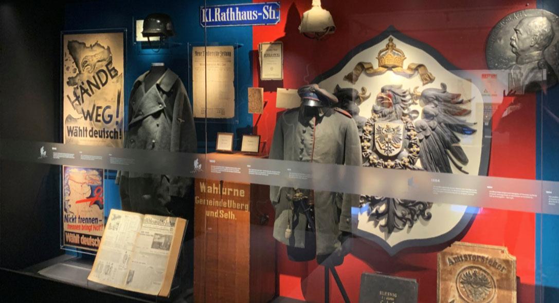 Στο Deutsches Museum Nordschleswig της Δανίας (φωτ.: Deutsches Museum Nordschleswig).