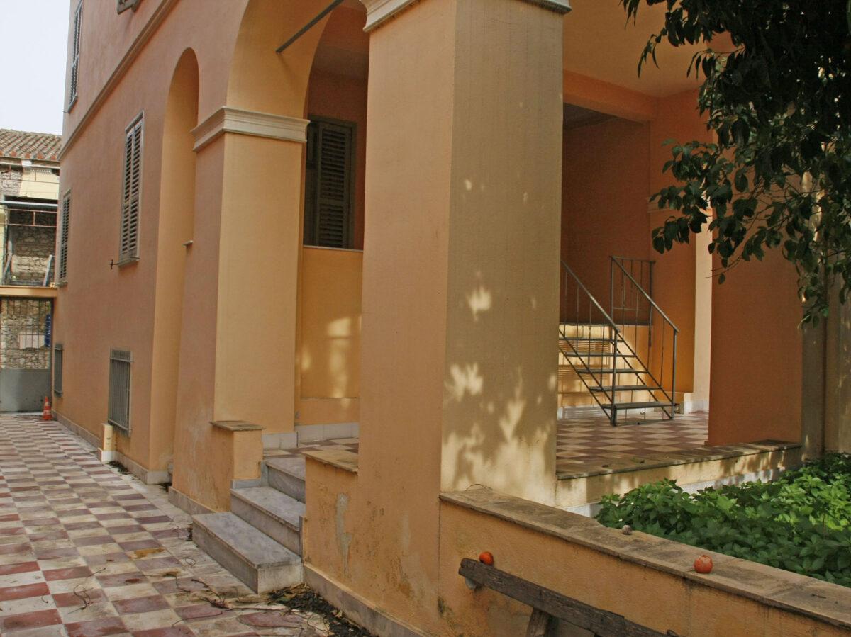 Το σπίτι που θα στεγάσει τη σπουδαία κληρονομιά που άφησε ο νομπελίστας ποιητής Οδυσσέας Ελύτης (φωτ.: ΥΠΠΟΑ).