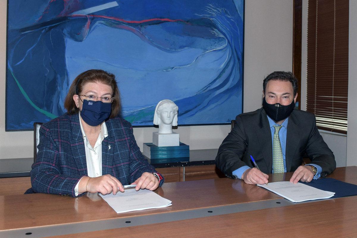 Μνημόνιο συνεργασίας για την προστασία των αρχαιοτήτων στο Ελληνικό