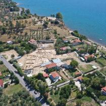 Υστεροαρχαϊκός ναός εντοπίστηκε στο ιερό της Αμαρυσίας Αρτέμιδος