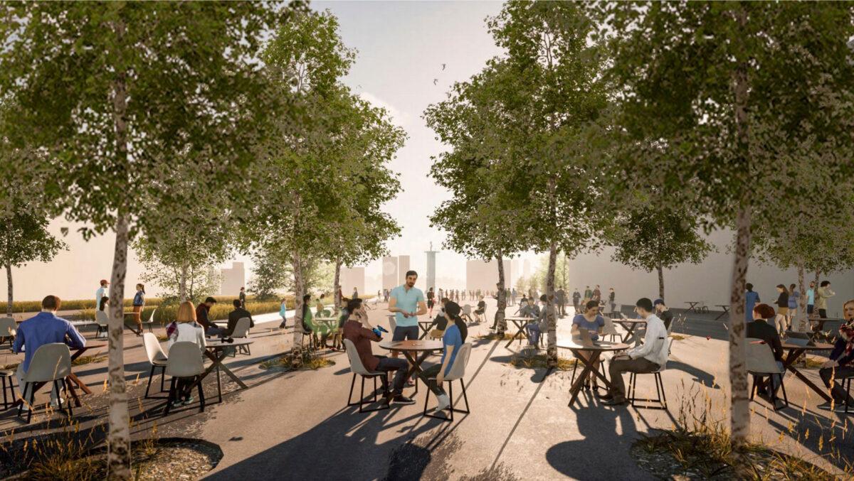 Πράσινο φως για τη δημιουργία χώρων αναψυχής στο Ελληνικό