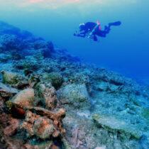 Ενάλια Αρχαιολογική Έρευνα Κάσου 2020