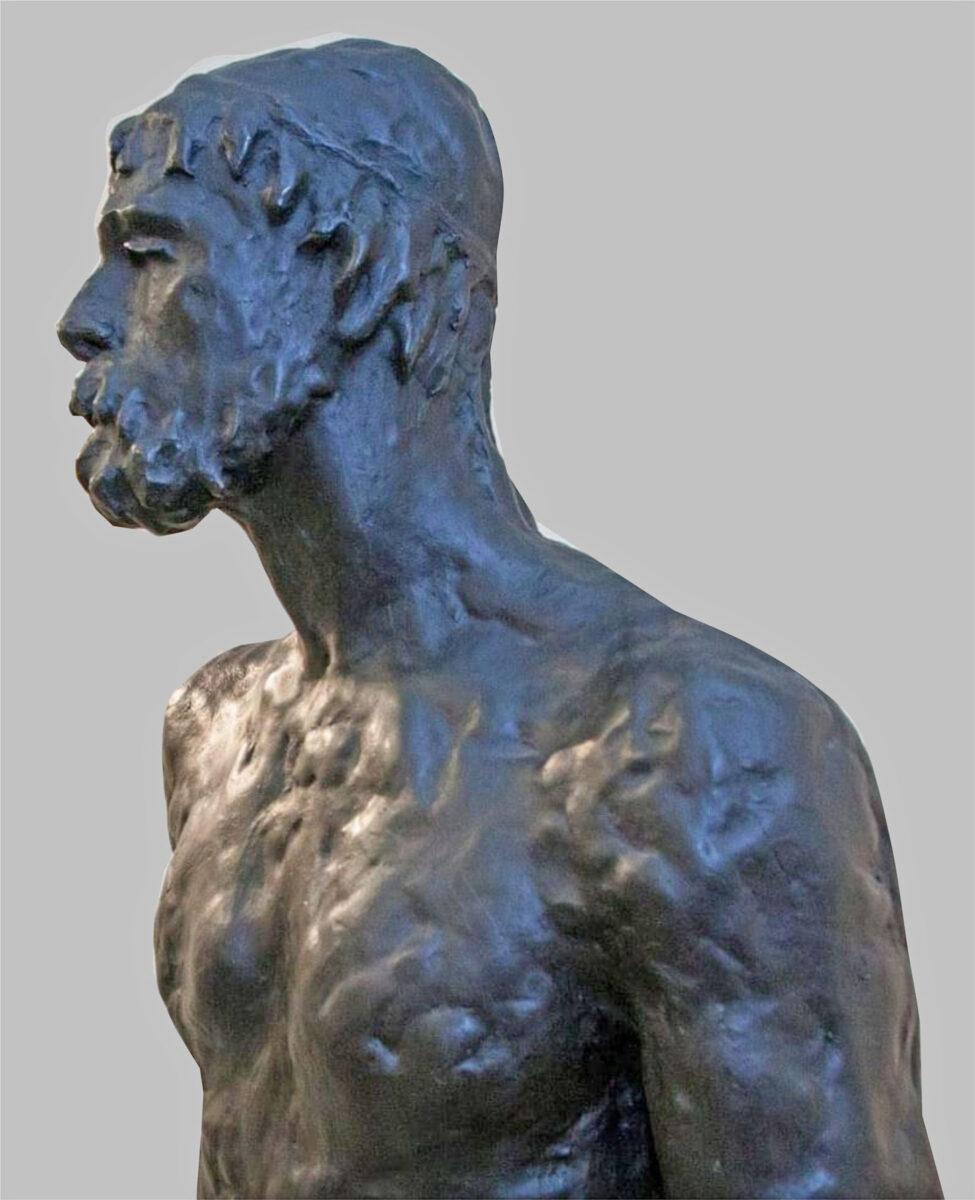 «Οιδίποδας», ένα έργο του Δημήτρη Δήμου (φωτ.: ΑΠΕ-ΜΠΕ).