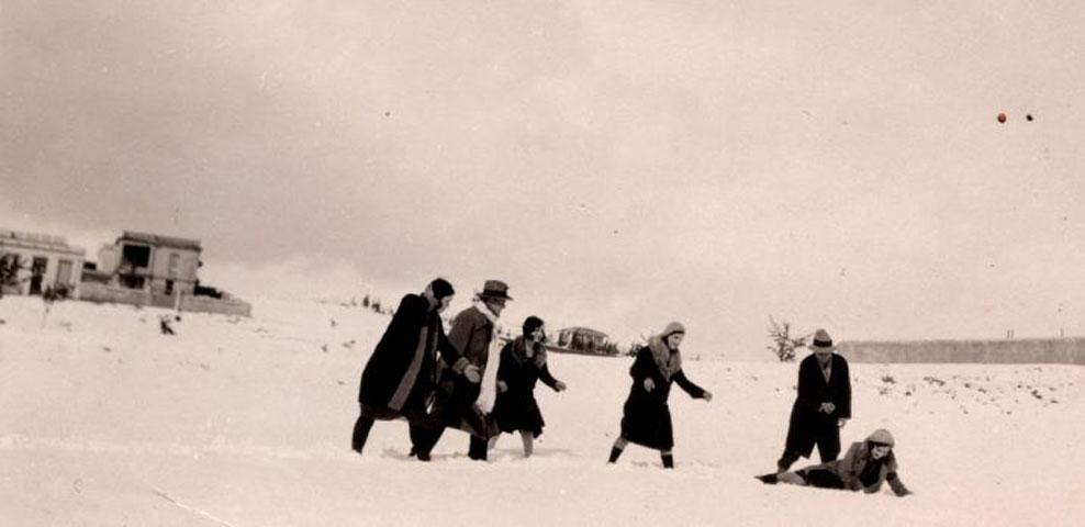 Ηράκλειο Αττικής, 1931 (Αρχείο Μ. Πατρονικολάου).