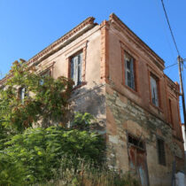 Απειλείται με κατάρρευση το αρχοντικό Ι. Παπουτσάνη