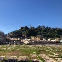 Αυτοψία στον αρχαιολογικό χώρο της Ελευσίνας