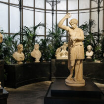 Virtual ξενάγηση στην έκθεση «Αρχαιολατρεία και Φιλελληνισμός»