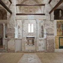 Ναός Μεταμορφώσεως του Σωτήρος, εσωτερικό του ναού.