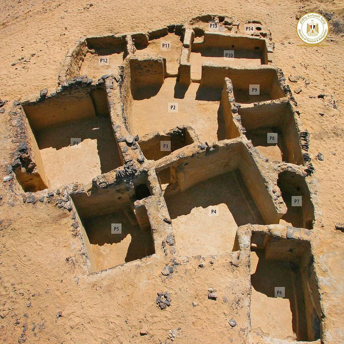 Ελληνικές επιγραφές στο αρχαιότερο μοναστήρι του κόσμου