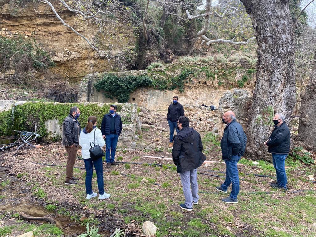 Χανιά: Ανάδειξη της Ενετικής Βίλας στην περιοχή Περιβολίων