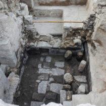 Νέα αρχαιολογικά στοιχεία στο Κάτω Κάστρο Μυτιλήνης