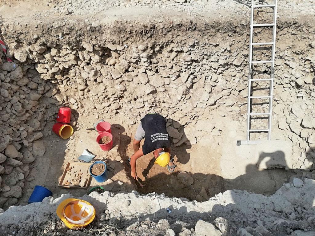 Ανασκαφές στην Κάτω Πάφο