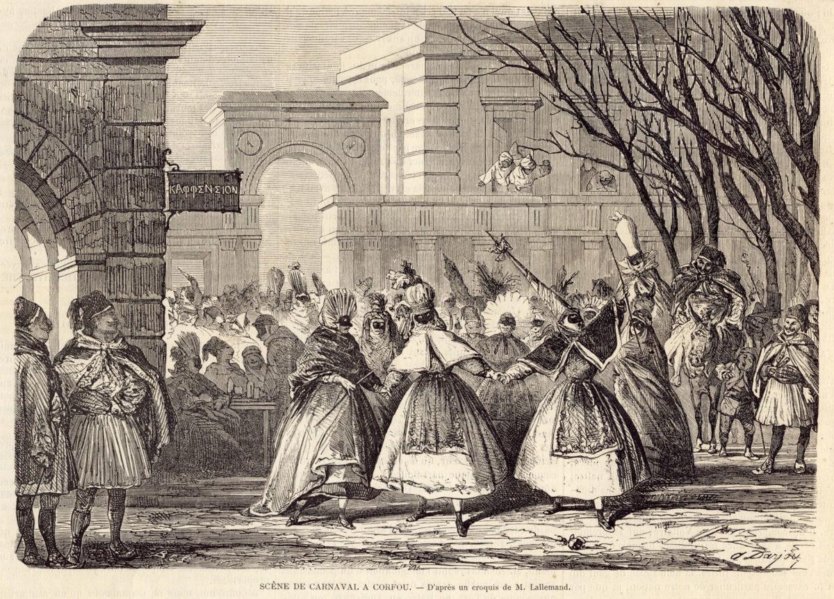 Ενετικά έθιμα του καρναβαλιού που χάθηκαν στο πέρασμα του χρόνου