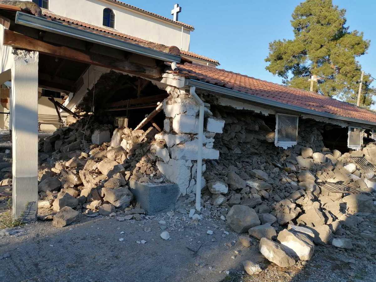 Οι πρώτες εκτιμήσεις για τις ζημιές στηνΕλασσόνα