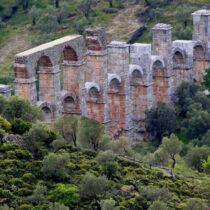 ΥΠΠΟΑ: 90.000 ευρώ για το ρωμαϊκό υδραγωγείο της Μόριας