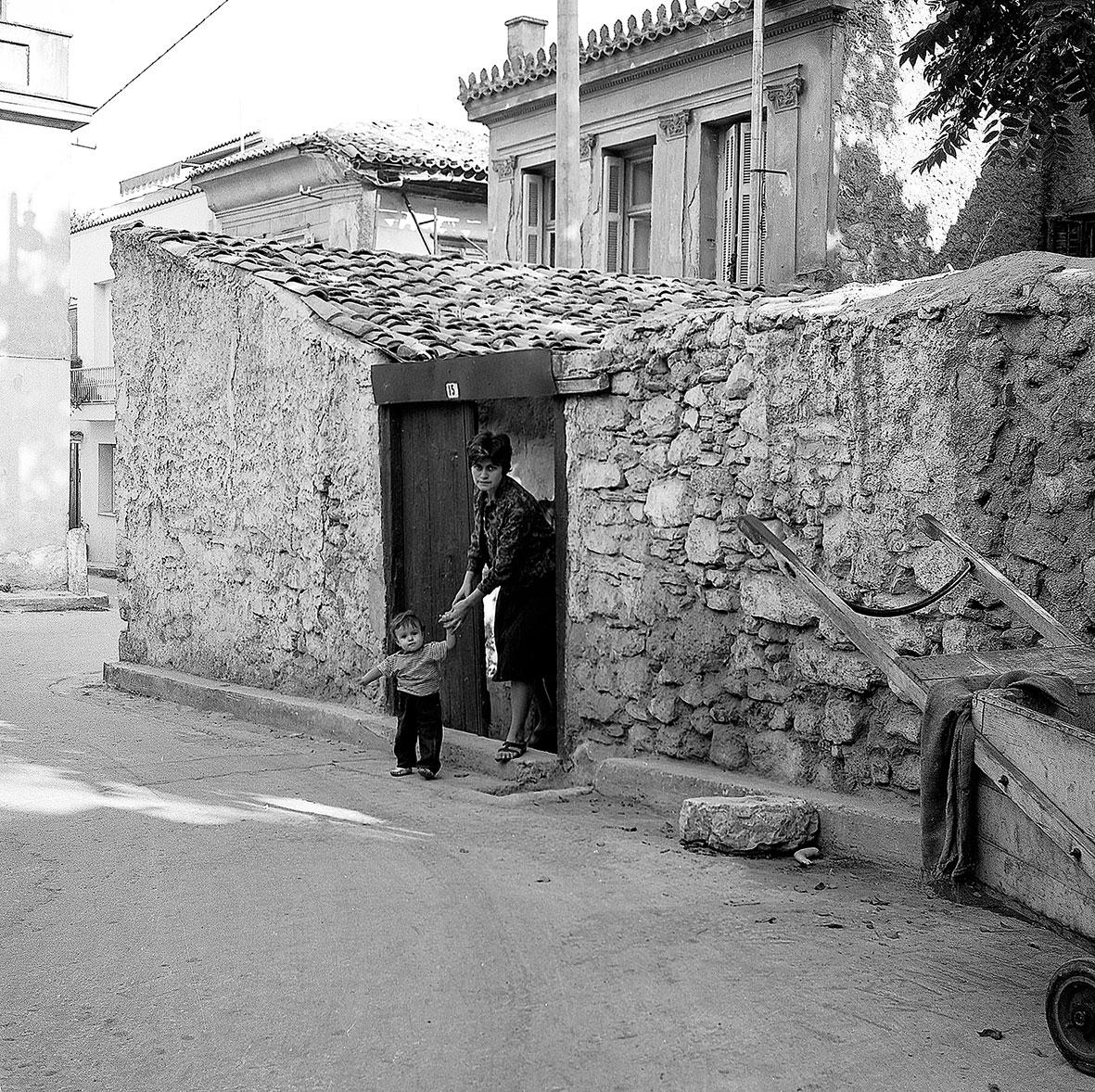 Φωτογραφικό ταξίδι στην Αθήνα του '60