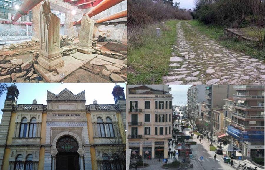 Διαδικτυακές ξεναγήσεις από τους ξεναγούς της Βόρειας Ελλάδας