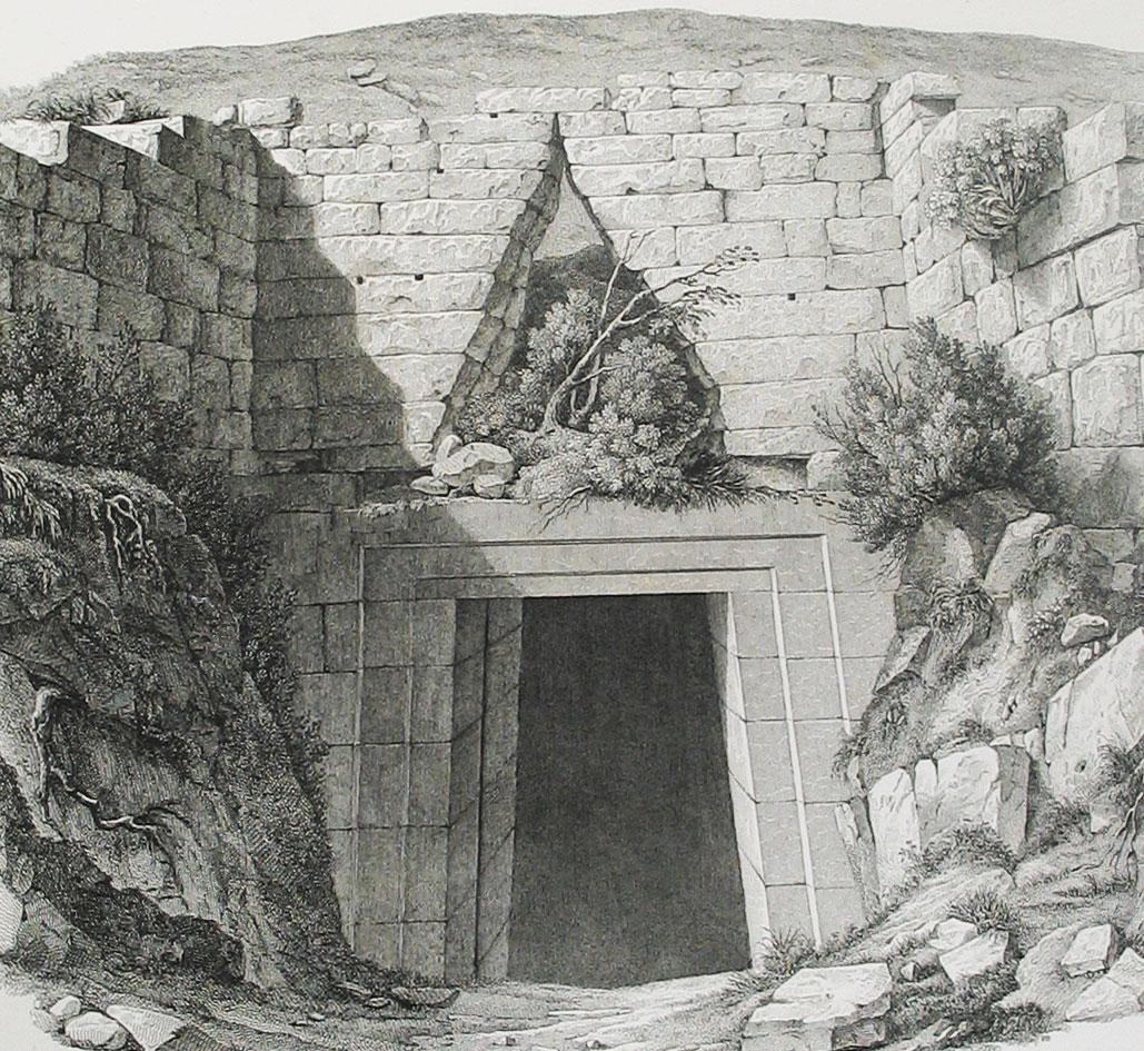 Το χρονικό της έρευνας στον Θησαυρό του Ατρέα