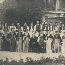 Ελληνικές «εθνικές ενδυμασίες»