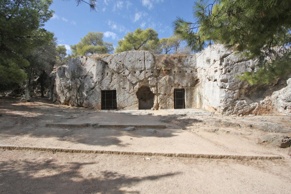 Φυλακές Σωκράτους (φωτ.: ΥΠΠΟΑ).
