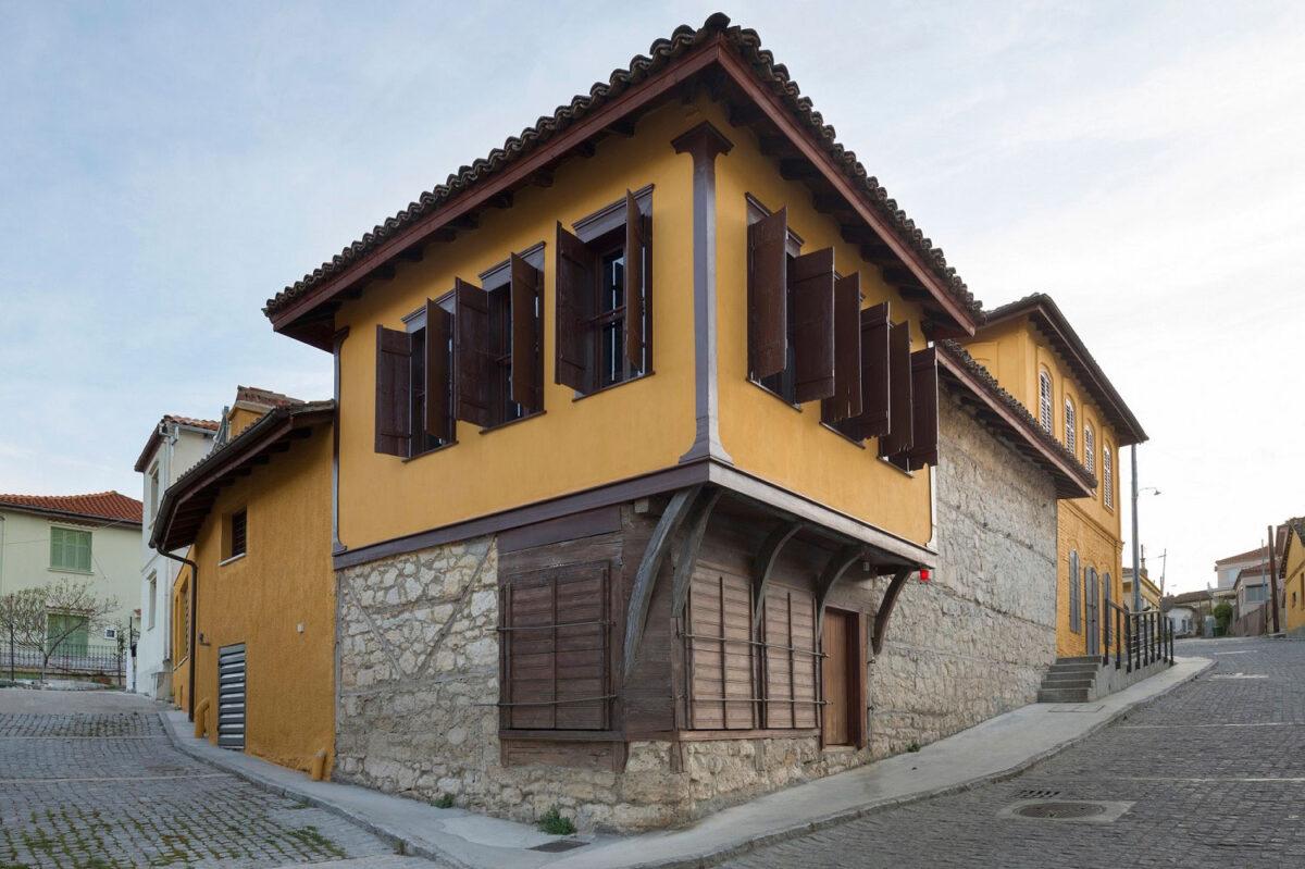 Το Μουσείο Μετάξης στο Σουφλί (φωτ.: ΠΙΟΠ).