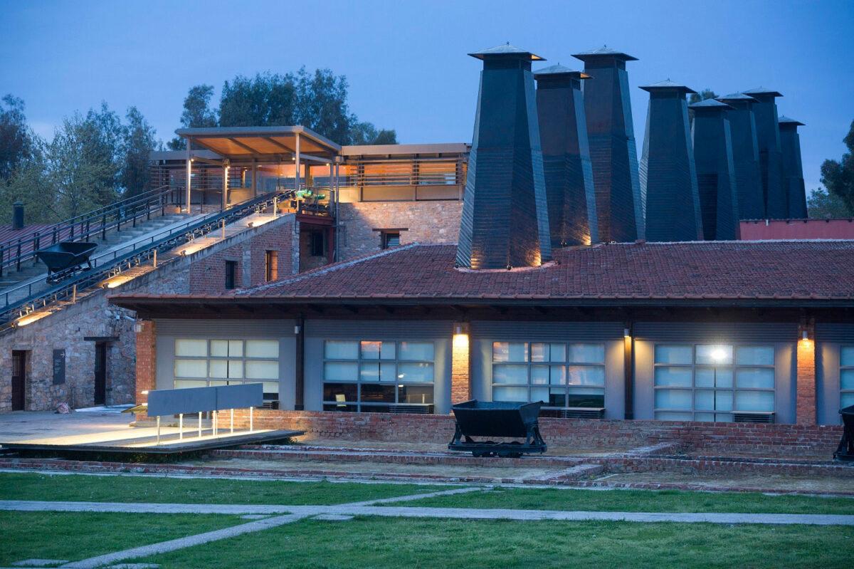 Το Μουσείο Πλινθοκεραμοποιίας Ν.&Σ. Τσαλαπάτα στον Βόλο (φωτ.: ΠΙΟΠ).