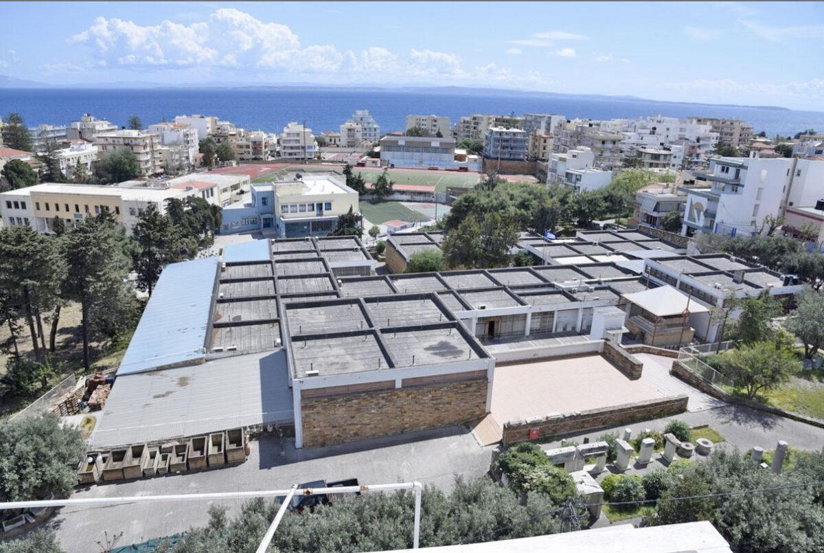 Το Αρχαιολογικό Μουσείο Χίου (φωτ.: ΥΠΠΟΑ).