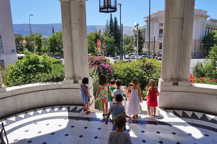 Πέντε πενθήμερα στο Μουσείο Κυκλαδικής Τέχνης τον Ιούνιο και τον Ιούλιο  θα κάνουν το καλοκαίρι συναρπαστικό για τους μικρούς φίλους του μουσείου.