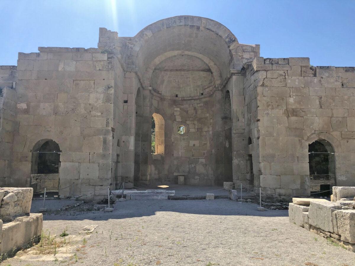 Αυτοψίες σε έργα πολιτισμού στο Ηράκλειο