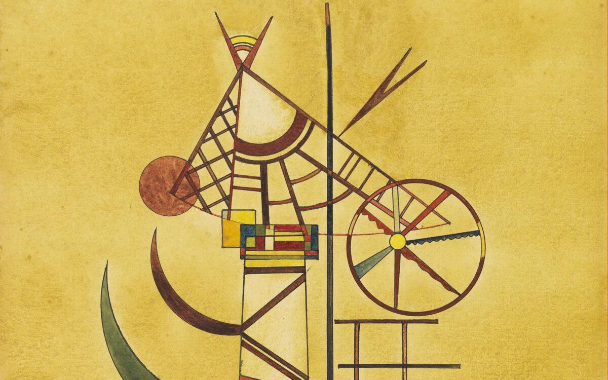 Τιμή ρεκόρ για πίνακα του Καντίνσκι
