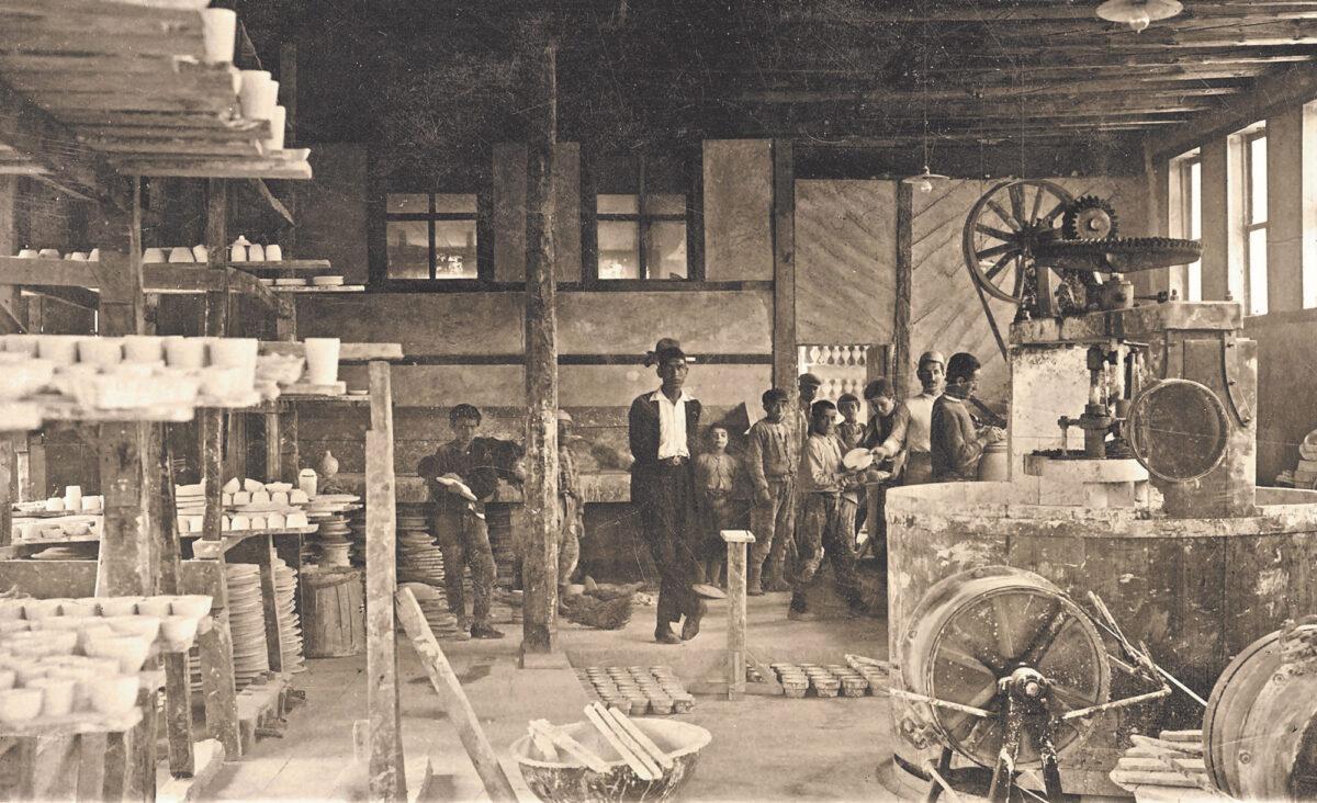 Τα κεραμικά της Κιουτάχειας στο Μουσείο Μπενάκη