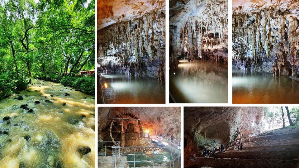 Το σπήλαιο του ποταμού Αγγίτη «αναγεννήθηκε»