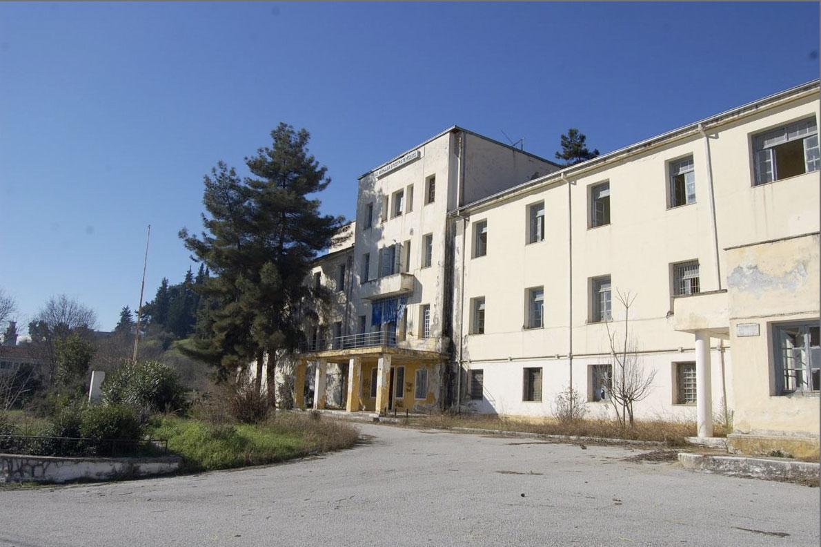 Το κτήριο που θα στεγάσει το Διαχρονικό Μουσείο Τρικάλων (φωτ.: ΥΠΠΟΑ).