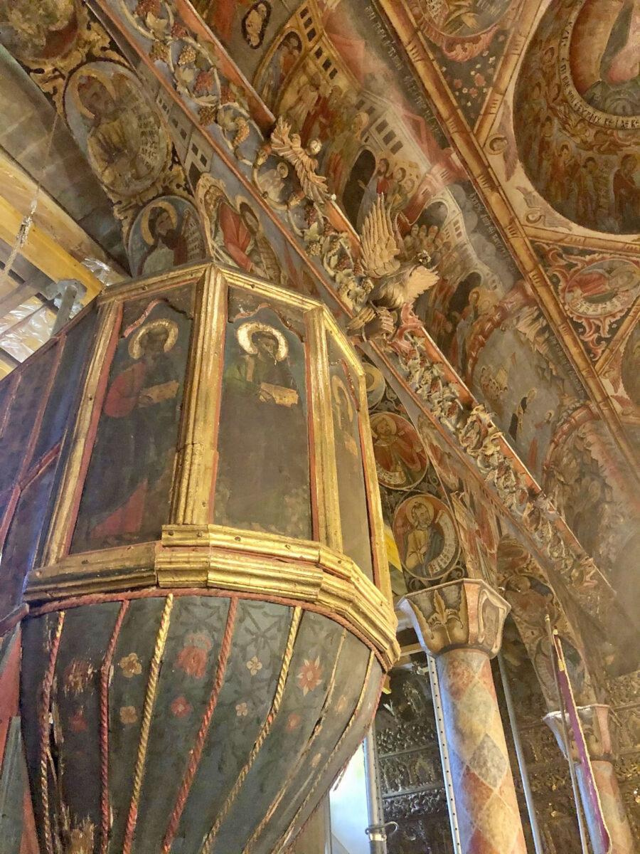Αυτοψία σε μονές και ναούς της Μαγνησίας