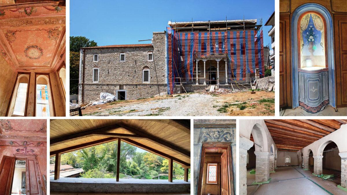 Δράμα: Το αρχοντικό Αναστασιάδη αποκαλύπτει τη χαμένη αίγλη του