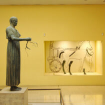 Ψηφιακά προσβάσιμο για όλους το Αρχαιολογικό Μουσείο Δελφών